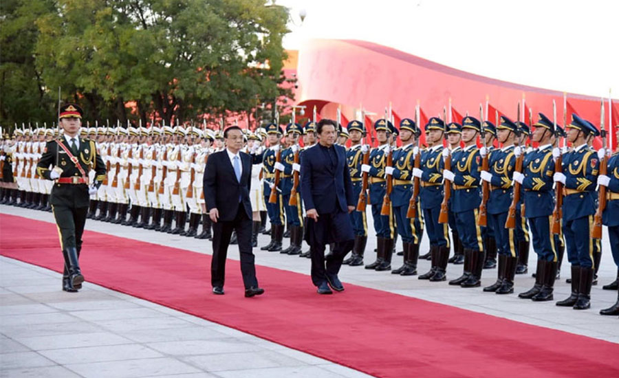 China to support Pakistan in defending its sovereignty: Li Keqiang