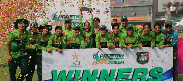 Pakistan, women, 3-0, T20I series, Bangladesh