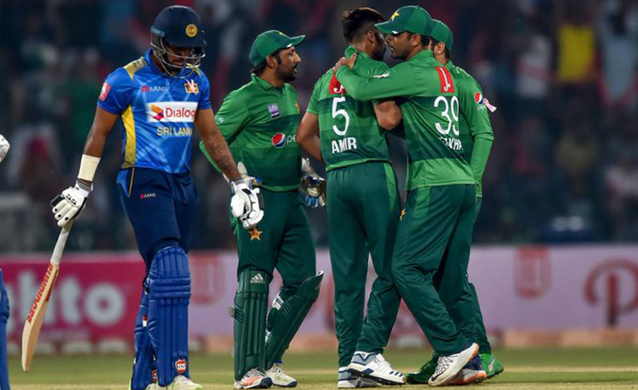 Sri Lanka set Pakistan 148 to win in final T20I