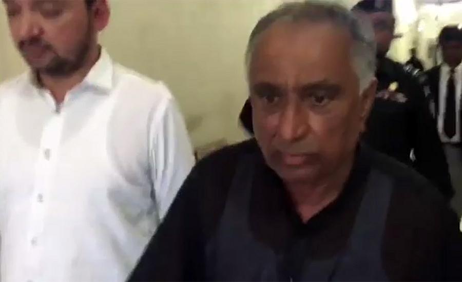 NAB decides to arrest Liaquat Qaimkhani's in another case
