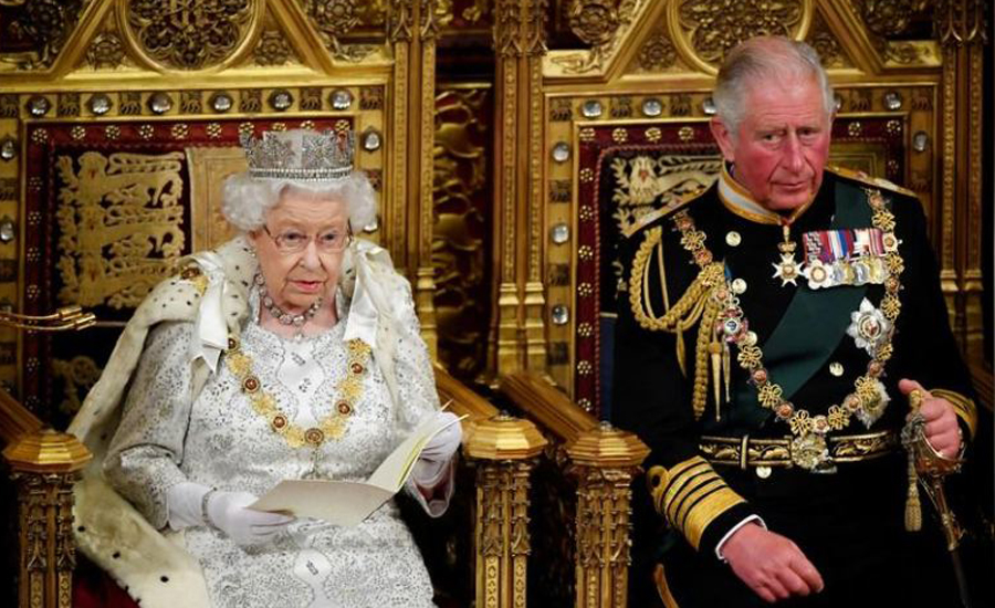 Queen Elizabeth, sets out, PM Johnson, Oct 31, Brexit, priority