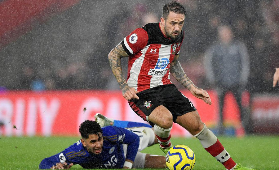 Leicester beat Saints 9-0 in record English top-flight away win