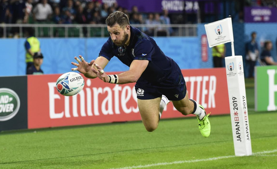 Scotland's win over Russia the ideal prep for Japan clash