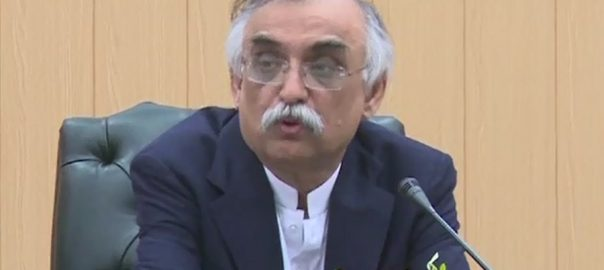 FBR Chairman, Shabbar Zaidi, resigns, health reasons