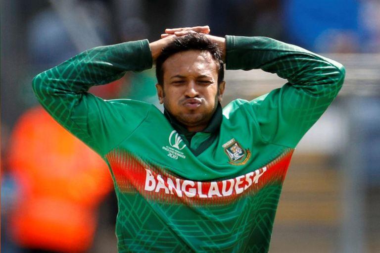 Bangladesh's Shakib banned for breaching ICC corruption code
