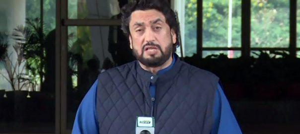 Shehryar, Afridi, demands, Rana Sanaullah, trial, jail