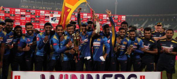 Sri Lanka, coach, Pakistan tour, message, world