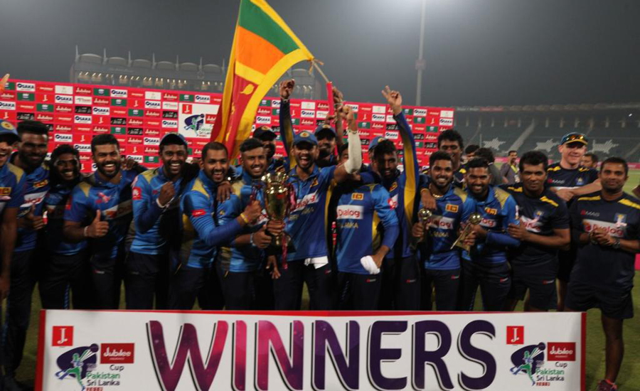 Sri Lanka coach says Pakistan tour 'a message for the whole world'