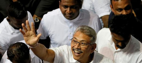 Sri Lankan, court, dismisses, challenging, presidential, candidate, Rajapaksa's, citizenship