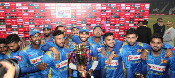 Sri Lanka, young brigade, pleases, chief selector, Pakistan win