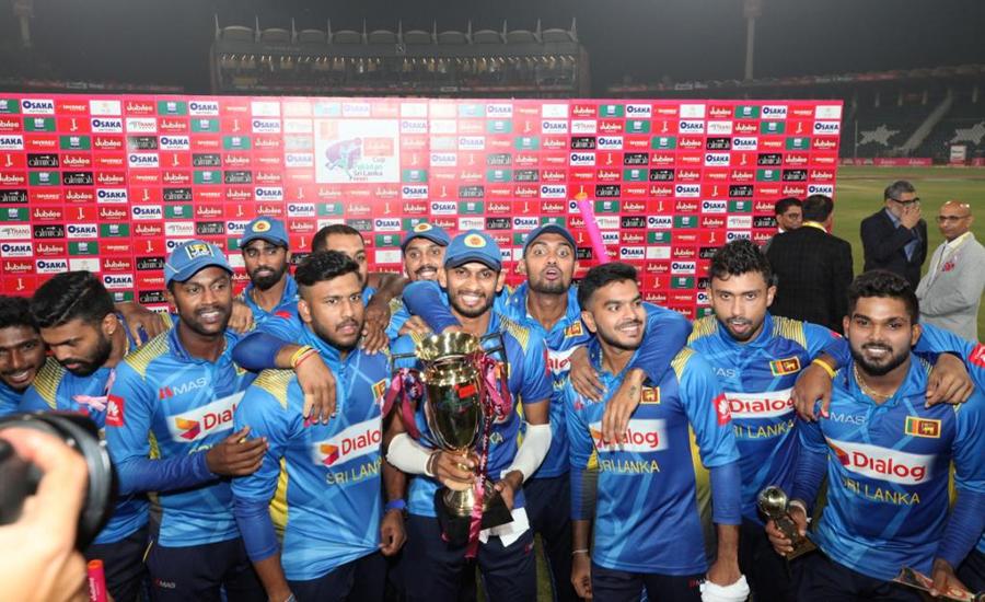 Sri Lanka beat Pakistan by 13 runs, seal T20I series whitewash
