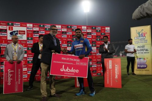 Sri Lanka, beat, Pakistan, seal, T20I, series, whitewash