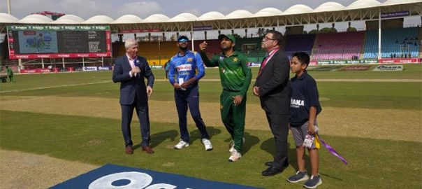Sri lanka Pakistan ODI Third match ICC PCB