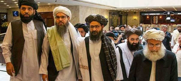delegation Taliban high level delegation Peace process Afghan peace process