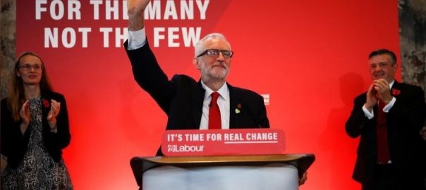 UK, election, campaign, begins, Corbyn, attack, 'rigged system'