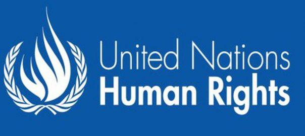 UN UNHRC indian authorities Indian occupied kashmir