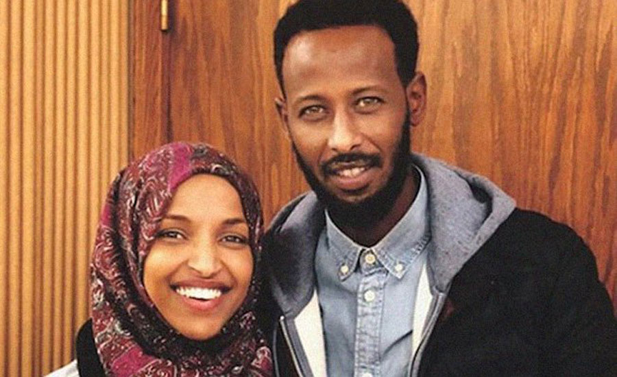 divorce US Congressperson Ilhan Omar