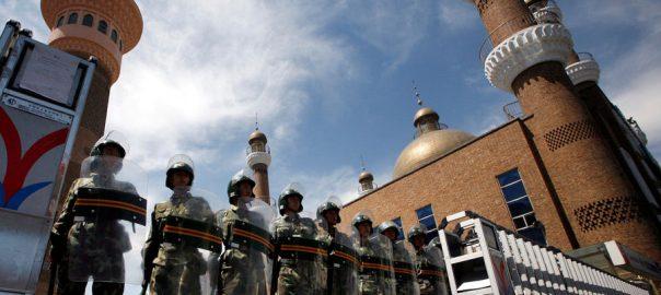 US blacklists Chinese entities abuses Xinjiang