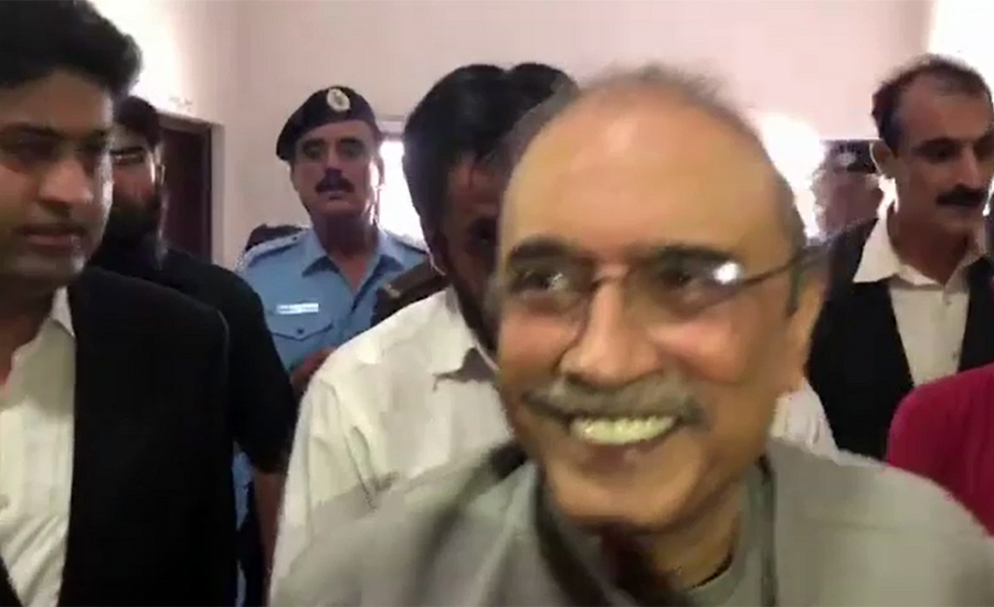 Asif Zardari's platelets also start dropping