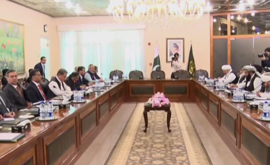 Pakistan, Afghan Taliban agree on restarting peace talks