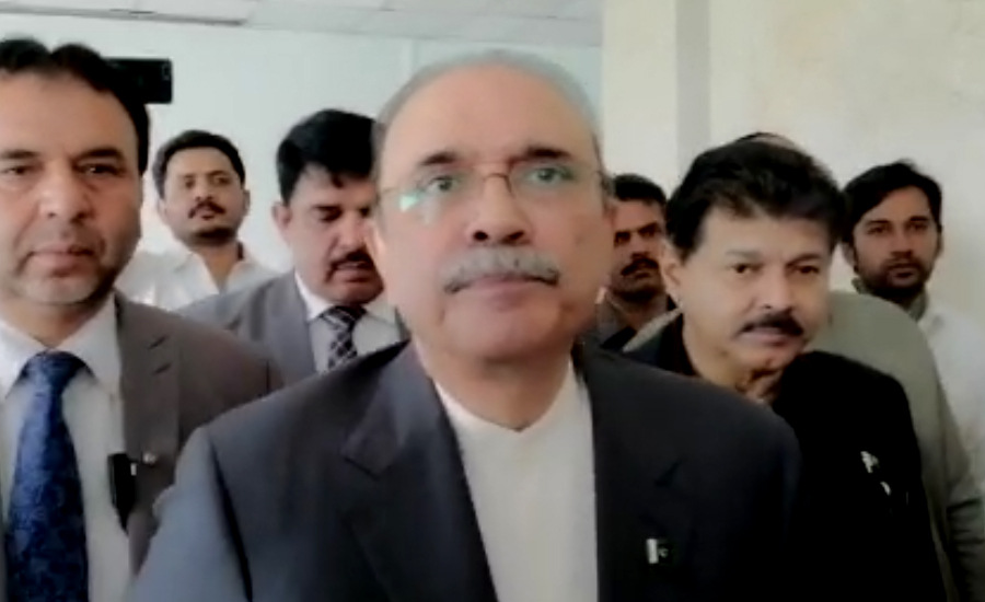 Pims Zardari Asif Ali Zardari medical check up PPP Pakistan Peoples part