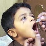 anti-polio polio drive Anti-polio nation widepolio cases Khyber Pakhtunkhwa Pakistan Three more polio cases Ladha tehsil Karachi's Orangi Town