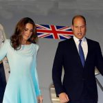 Royal couple prince William rousing welcome British guests Lahore