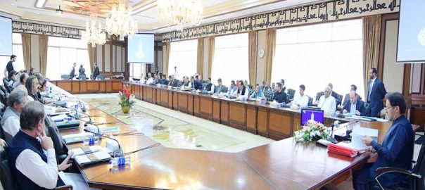 Federal cabinet, approves, imposition, six, new laws, ordinances