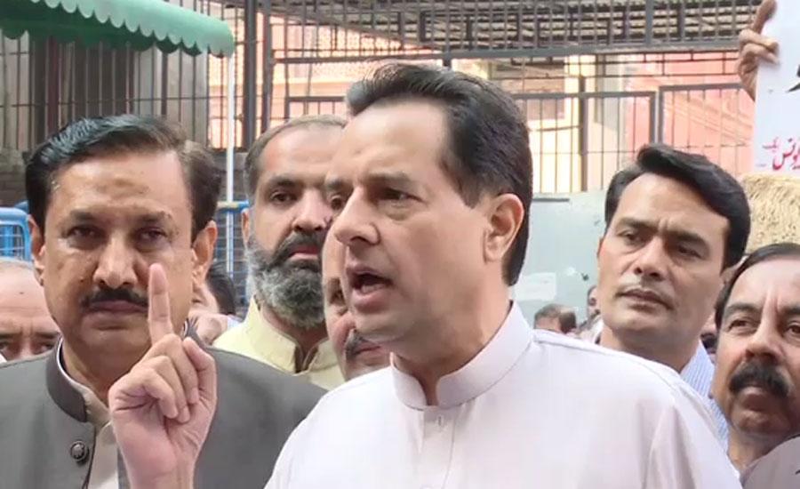 Nawaz Sharif shares sit-in's plan with Hussain Nawaz: Safdar