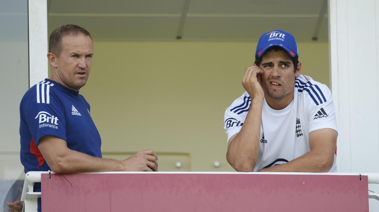 Former England coach, Flower, leaves, ECB, 12 years