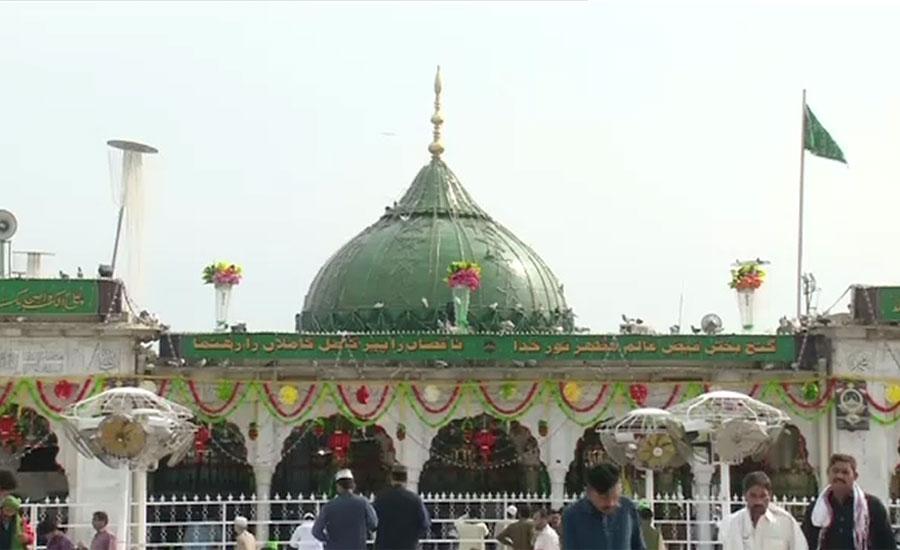 976th annual Urs of Hazrat Data Ganj Bakhsh begins