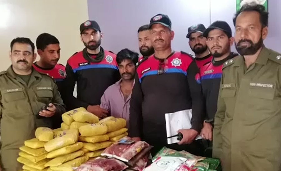 Dolphin Squad foils attempt to smuggle narcotics into Lahore