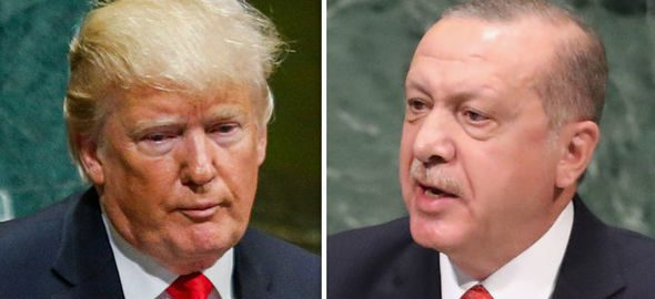 letter diplomatic norms Donald Trump Turkish President Erdogan Turkish President Tayyip Erdogan. diplomatic