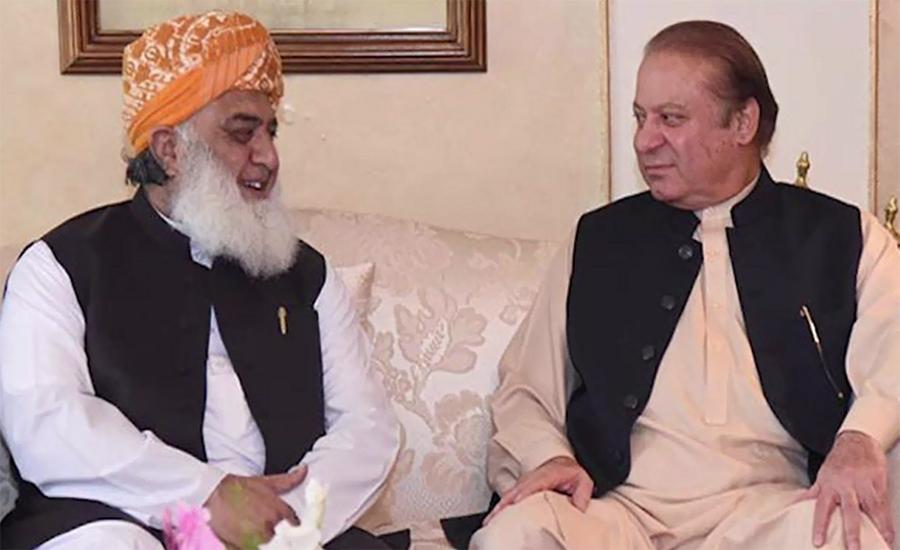 Nawaz Sharif directs PML-N to participate in Fazalur Rahman's Azadi March