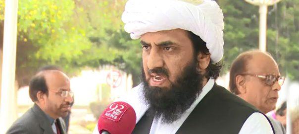 Hafiz Hamdullah's IHC JUI-F leader citizenship