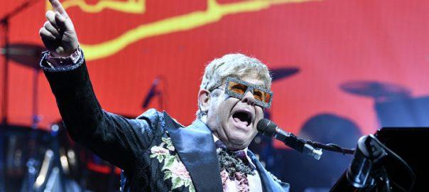 Elton John ,autobiography, legendary, singer, songwriter performer ,diaries ,encouraged