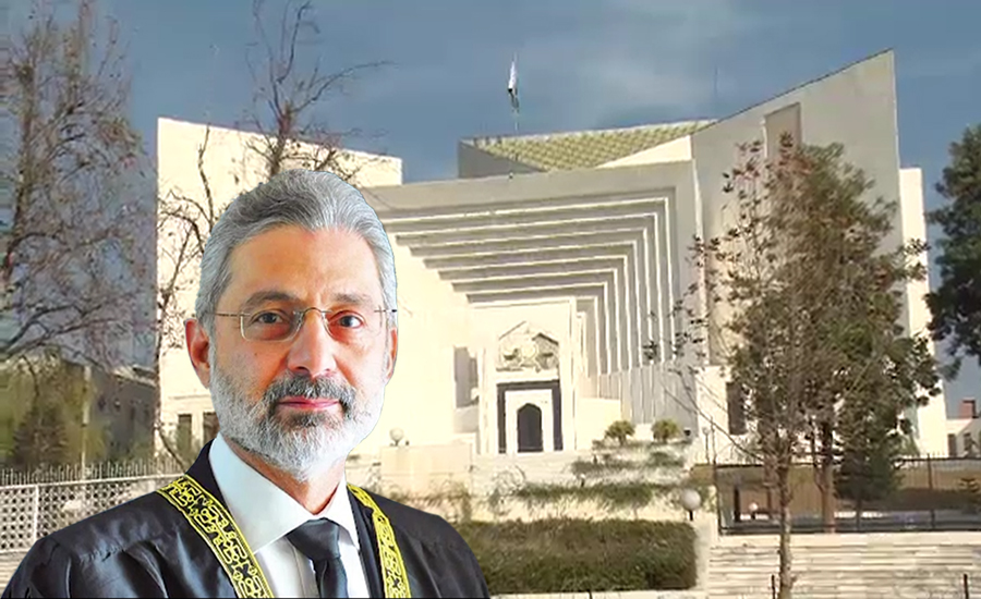 Justice Qazi Faez Isa is real owner of three properties in UK, Attorney General tells SC