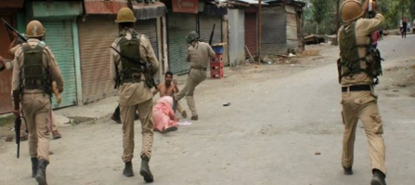Indian military siege Indian Occupied Kashmir Occupied Kashmir restricitons curfew communication blockade