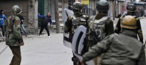 Normal life curfew 86th day IoK Indian Occupied Kashmir
