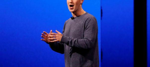 Facebook ,Chief Executive, Mark Zuckerberg ,speech , social media ,company , banning , political ,advertising