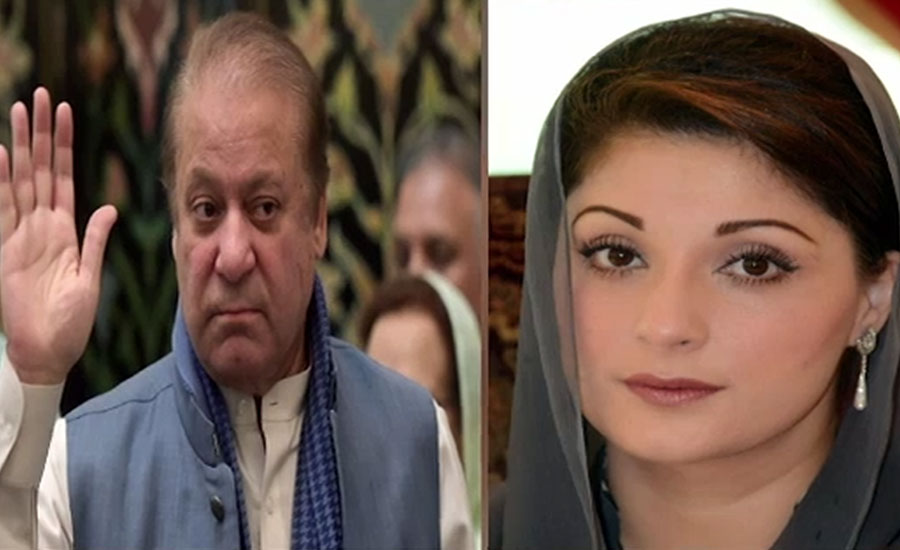 Maryam Nawaz, visited, hospital, see, ailing, father, hospitalized
