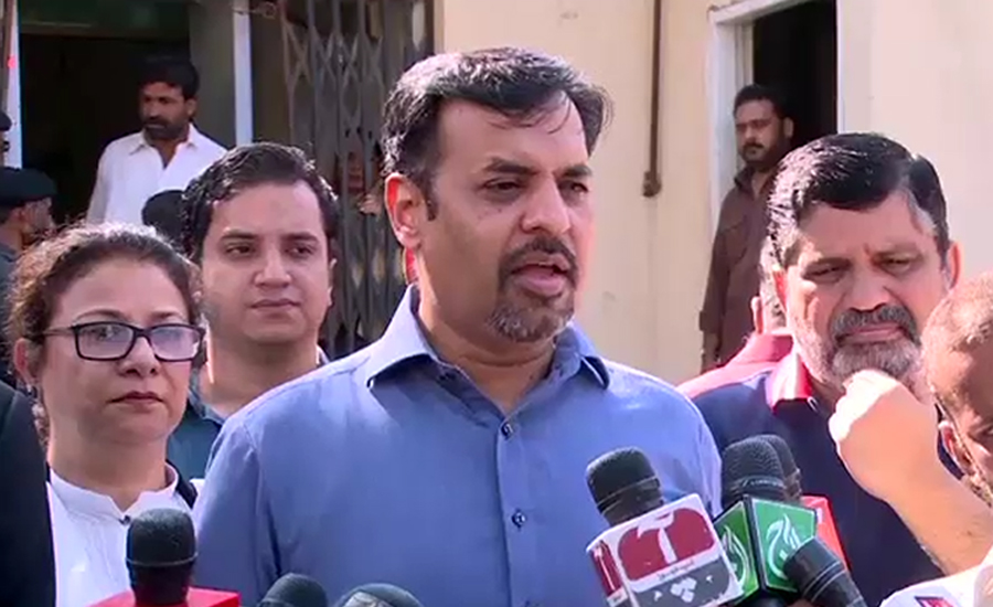 Mustafa Kamal PSP chief PTI government jobs homes 'corruption & nepotism' fazlur rehman Maulaana fazl K-4