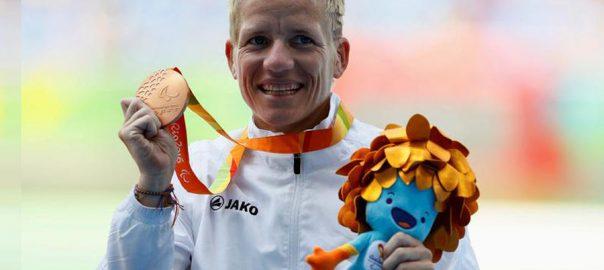 Belgian, Paralympian, dies, euthanasia, 40