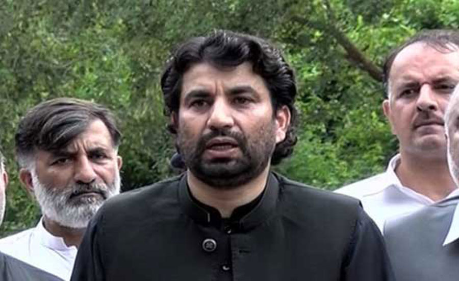 ECP de-notifies PTI's Qasim Suri as NA member