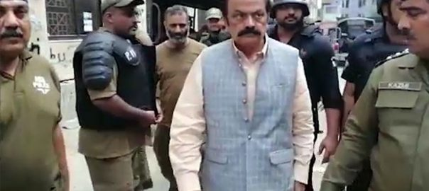 Inquiry, Rana Sanaullah, purchasing, farmhouses, illegal, society