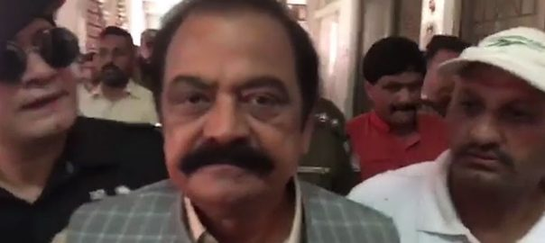 Rana Sanaullah political revenge Shehbaz Sharif PML-NRana Sanaullah's bail bail plea LHC Lahore High Court Rana Sanaullah ANF ANF courtRana Sanaullah ACE CDR record ANF court PML-N leader