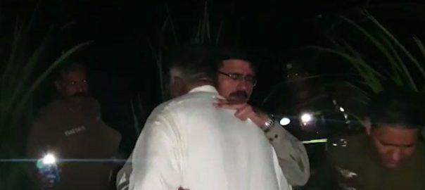 murder rape Faislabad Tarkhani eight-years old minor body case