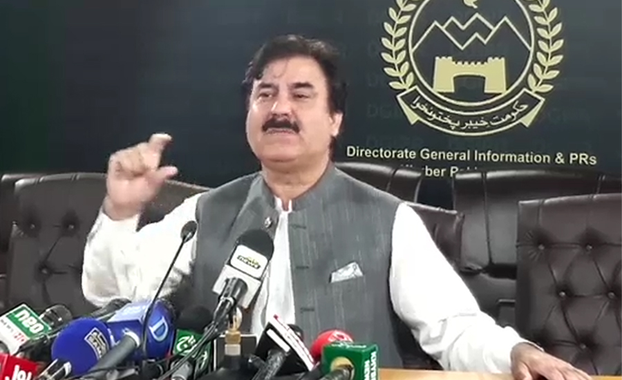 KP minister once again gives deadline to complete BRT Peshawar project