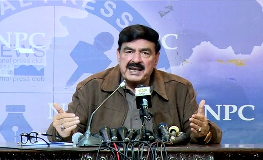 Maulana, better, decision, country, Sheikh Rasheed