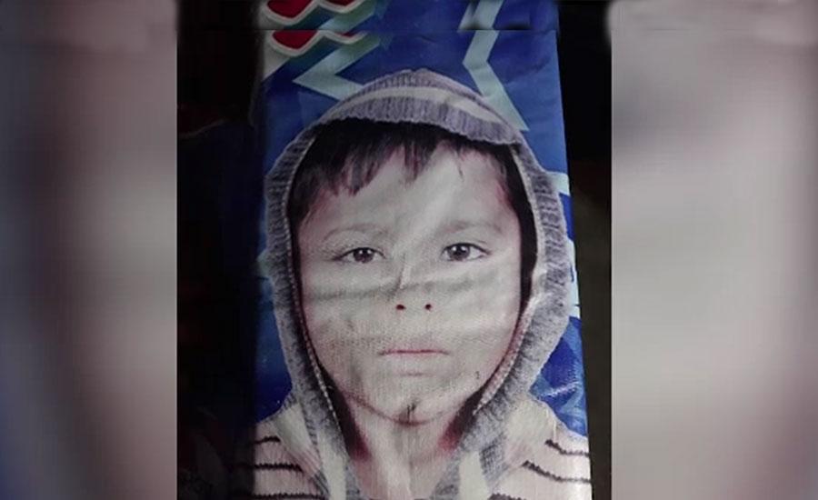 Child murdered